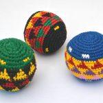 3 Jonglierbälle